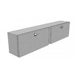 RDS Aluminum - RDS Aluminum Topside Tool Box   RDS70637   Universal Fitment