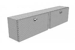 RDS Aluminum - RDS Aluminum Topside Tool Box | RDS71340 | Universal Fitment