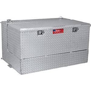 RDS Aluminum - RDS Aluminum 97 Gallon Combo Liquid Transfer Tank | RDS71799 | Universal Fitment