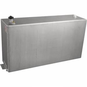 RDS Aluminum - RDS Aluminum 90 Gallon Rectangular Liquid Transfer Tank   RDS72118   Universal Fitment