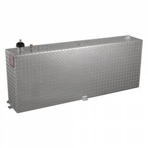 RDS Aluminum - RDS Aluminum 45 Gallon Vertical Liquid Transfer Tank | RDS72545 | Universal Fitment