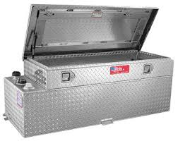 RDS Aluminum - RDS Aluminum 90 Gallon Combo Liquid Transfer Tank | RDS72549 | Universal Fitment