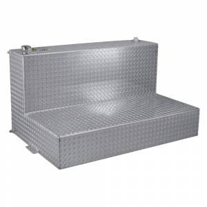 RDS Aluminum - RDS Aluminum 60 Gallon Liquid Transfer Tank | RDS72770 | Universal Fitment