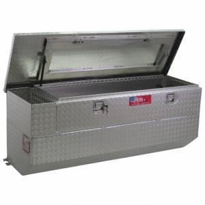 RDS Aluminum - RDS Aluminum 41 Gallon Combo Liquid Transfer Tank   RDS72773   Universal Fitment