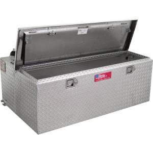 RDS Aluminum - RDS Aluminum 48 Gallon Combo Liquid Transfer Tank | RDS72774 | Universal Fitment