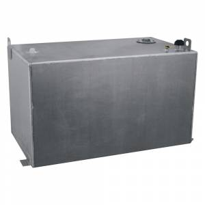 RDS Aluminum - RDS Aluminum 150 Gallon Rectangular Liquid Transfer Tank | RDS73216 | Universal Fitment