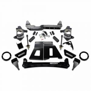 "Cognito Motorsports - Cognito Motorsports 4"" / 6"" Front Suspension Lift Kit 4WD 