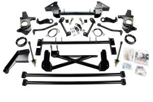 """Cognito Motorsports - Cognito Motorsports 7/9"""" Front Suspension Lift Kit 4WD   COG110-K0519   2007-2013 Chevy/GMC Duramax"""