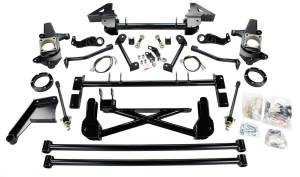 """Cognito Motorsports - Cognito Motorsports 7/9"""" Front Suspension Lift Kit w/ Stabilitrak 4WD   COG110-K0520   2007-2013 Chevy/GMC Duramax"""