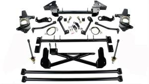 "Cognito Motorsports - Cognito Motorsports 10""/12"" Front Suspension Lift Kit for SAE Thread 4WD 
