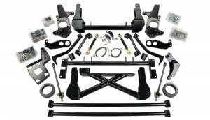 """Cognito Motorsports - Cognito Motorsports 10""""/12"""" Front Suspension Lift Kit for SAE Thread 2WD 