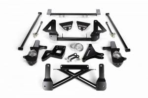 """Cognito Motorsports - Cognito Motorsports 10""""/12"""" Front Suspension Lift Kit 4WD 