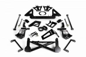 """Cognito Motorsports - Cognito Motorsports 10""""/12"""" Front Suspension Lift Kit w/ Stabilitrak 2WD 
