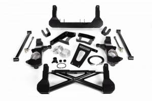 "Cognito Motorsports - Cognito Motorsports 10""/12"" Front Suspension Lift Kit for OE Cast Steel Arms 4WD 