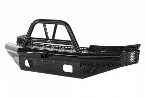 Ranch Hand - Ranch Hand Legend Bullnose Front Bumper (Raw) | RNHBTF111NFR | 2011-2016 Ford SuperDuty