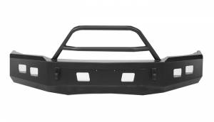 Ranch Hand - Ranch Hand Horizon Front Bumper w/ Top Ring   RNHHFC151BMT   2015-2018 Chevy/GMC HD