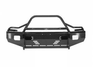 Ranch Hand - Ranch Hand Horizon Front Bumper w/ Top Ring   RNHHFD101BMT   2010+ Dodge Ram HD