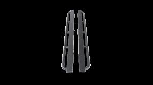 Body Armor - Body Armor Rockcrawler Side Steps | BAJL-4122 | 2018-2019 Jeep JL