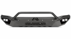Fab Fours  - Fab Fours Vengeance Front Bumper   DR19-V4452-1   2010-2019 Chevy HD