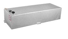 RDS Aluminum - RDS Aluminum 91 Gallon Rectangular Liquid Transfer Tank   RDS72551   Universal Fitment