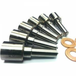 Dynomite Diesel Products - Dynomite Diesel Products Injector Nozzle Set Custom HP w/ Balancing | DDP 305-CUSTNZ | 2003-2004 Dodge Cummins 5.9L