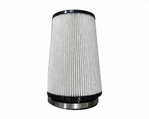 "Wehrli Custom Fab & Diesel - Wehrli Custom Fab & Diesel Air Filter w/ 4"" Inlet 