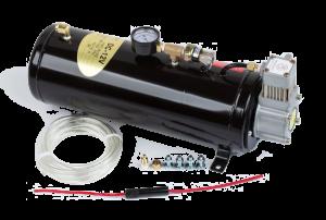 Kleinn - Kleinn 6120    110 PSI max all-in-one air system for air horns with 3 liter air tank