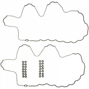 Mahle North America - MAHLE Valve Cover Gasket Set | MCIVS50439 | 2004.5-2010 Chevy/GMC Duramax