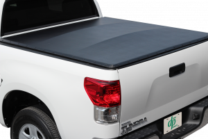 "Downey - Downey SST 206132 | 5'6"" Extra Short Bed Slant Side Tonneau Bed Cover For Toyota Tundra 07-16"
