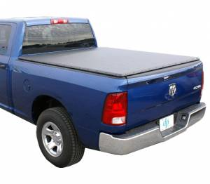 "Downey - Downey SST 206145 | 6'6"" Short Bed Slant Side Tonneau Bed Cover For Dodge Ram 09-16"