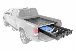 Decked Truck Bed Storage System (6.2ft Bed) | DCKMT8 | 2019+ Toyota Tacoma | Dale's Super Store