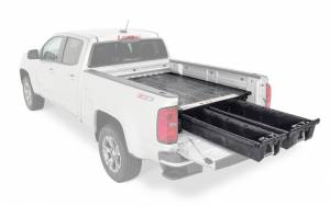 Decked Truck Bed Storage System (5.2ft Bed) | DCKMG3 | 2015+ Canyon/Colorado | Dale's Super Store