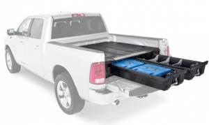 Decked Truck Bed Storage System (6.4ft Bed)   DCKDR7   2019+ Dodge Ram1500   Dale's Super Store