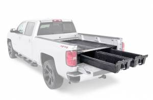Decked Truck Bed Storage System (8ft Bed) | DCKDG5 | 2007-2018 Chevy/GMC | Dale's Super Store
