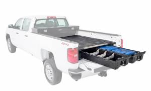 Decked Truck Bed Storage System (6.9ft Bed) | DCKDS3 | 2017+ Ford SuperDuty | Dale's Super Store