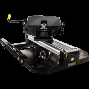 PullRite - PullRite ISR 24K SuperGlide Sliding Fifth Wheel Hitch   PLR2300   Universal Fitment