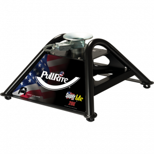 PullRite - PullRite ISR SuperLite 20K Four Point (4P) Attachment Fifth Wheel Hitch | PLR2400 | Universal Fitment