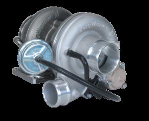 BorgWarner - BorgWarner 6758F(v) 0.85 A/R V-Band Inlet | BW11589880035 | Universal Fitment