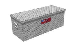 RDS Aluminum - RDS Aluminum ATV Box   RDS70082   Universal Fitment
