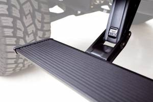 AMP Research - Innovation in Motion - AMP Research PowerStep Xtreme Electric Running Boards | 78135-01A | 2020 Jeep Gladiator