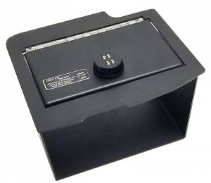 Locker Down Safes - Locker Down Console Safe | LD2011EEX | 2007-2014 Chevy/GMC