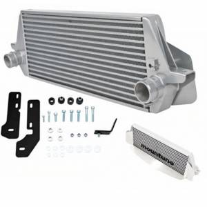 Ford Racing - Ford Racing mountune Intercooler Upgrade - Silver | FR2363-IC-AA | 2013-2014 Ford Focus