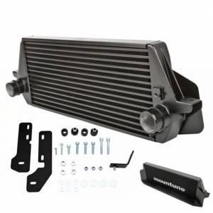 Ford Racing - Ford Racing mountune Intercooler Upgrade - Black | FR2363-IC-BA2 | 2015-2017 Ford Focus