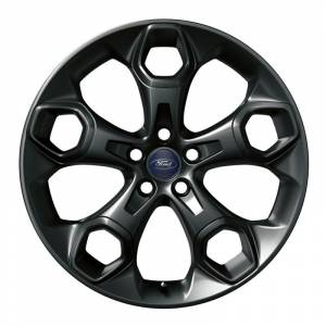 """Ford Racing - Ford Racing 19"""" x 8"""" Wheel - Matte Black 