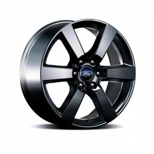 "Ford Racing - Ford Racing 20"" x 8.5"" Six Spoke Wheel - Matte Black 