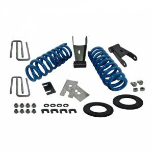 Ford Racing - Ford Racing Complete Lowering Kit | FRM-3000-H4 | 2015-2017 Ford F150