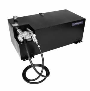 TransferFlow Fuel Systems - TransferFlow 109 Gallon Refueling Tank System (8ft Bed) | TFL0800109416 | Universal Fitment