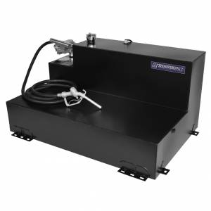 TransferFlow Fuel Systems - TransferFlow 100 Gallon L-Shaped Refueling Tank System | TFL0800109418 | Universal Fitment
