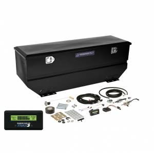 TransferFlow Fuel Systems - TransferFlow 40 Gallon Fuel Tank and Tool Box Combo - TRAX 3 | TFL0800116188 |  Multi-Vehicle Fitment