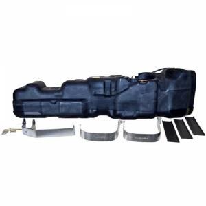 Titan Fuel Tanks - Titan Fuel Tanks 50 Gallon Fuel Tank (6.5ft Bed) | 7030213 | 2013-2020 Dodge Ram 2500/3500